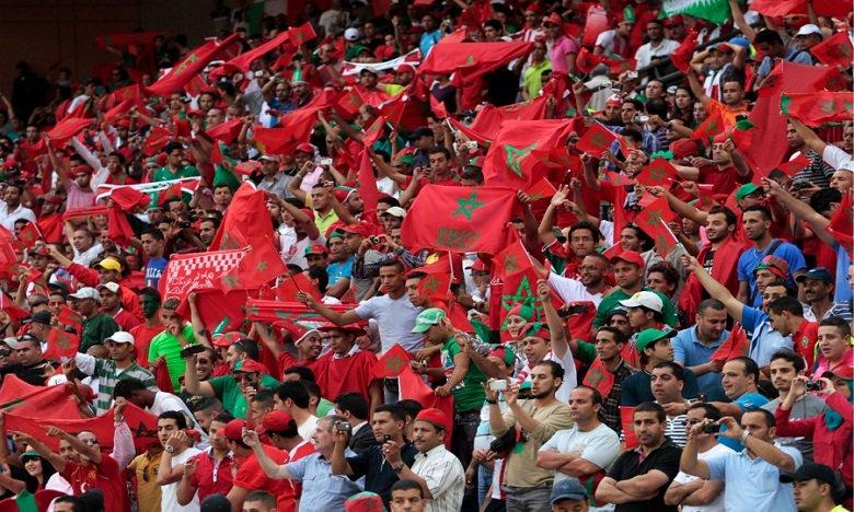 42.665 supporters marocains soutiendront les Lions de l'Atlas en Russie