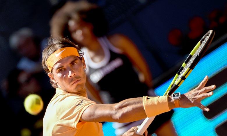Classement ATP : Nadal en tête de liste