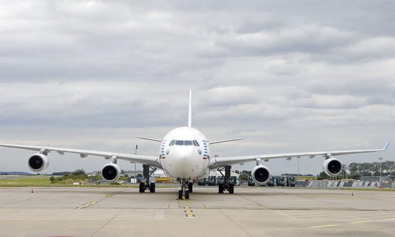 L'Association internationale du transport aérien table sur un bénéfice de 33,8 milliards pour le secteur,  soit un recul de 12% par rapport à la précédente prévision qui était de 38,4 milliards de dollars.                               Ph. AFP