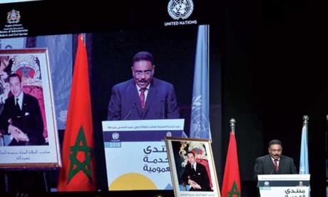 L'appel de Marrakech souligne l'importance de la gouvernance administrative pour l'atteinte des objectifs de l'Agenda2030