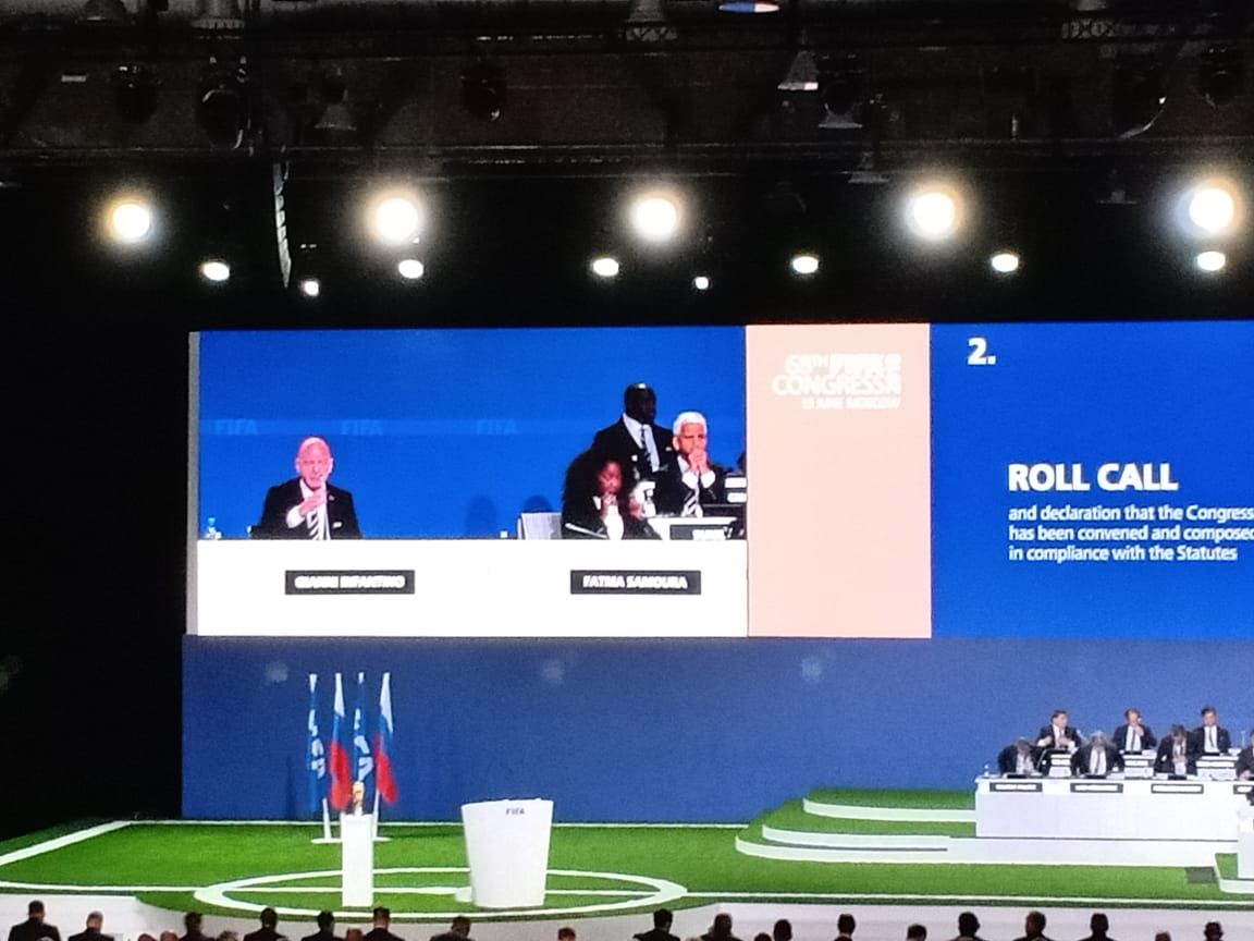 Gianni Infantino dit avoir sorti la FIFA de la mort clinique