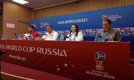 Munir Lamhamedi: «Rester concentré pour qu'aucun des joueurs espagnols ne puisse faire mal»