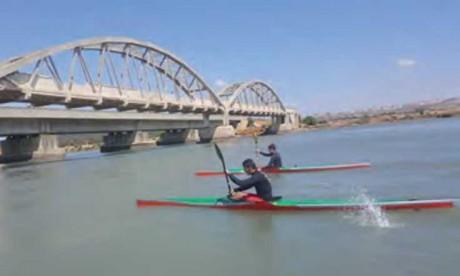 Les rives du Bouregreg vibrent à l'occasion  de la 1re édition du  «Masters Rowing»