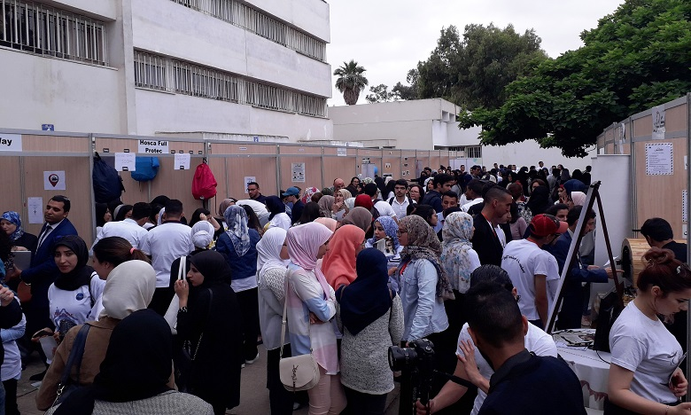 L'Université Hassan II de Casablanca accueille la compétition régionale d'Injaz Al-Maghrib