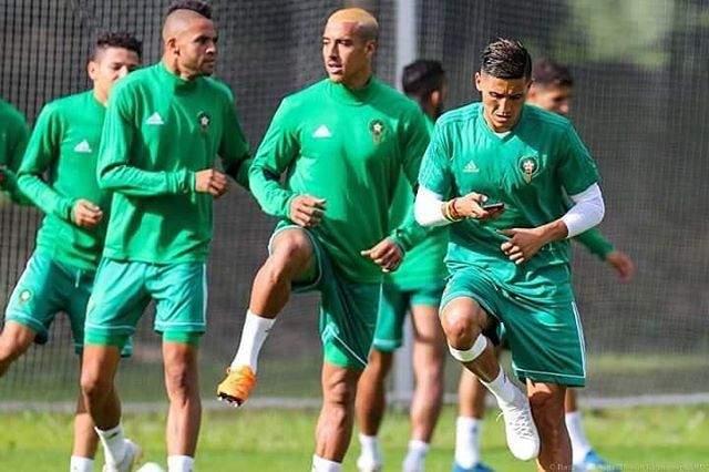 Fayçal Fajr explique pourquoi il a utilisé son téléphone à l'entraînement