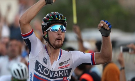 Sagan, le champion du monde retrouve le Tour de France