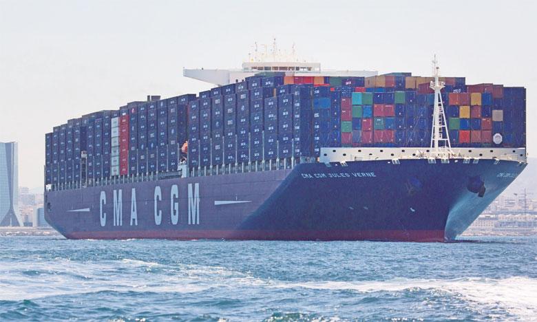 À terme, l'IA facilitera le travail des équipages à bord des navires de CMA CGM, que ce soit dans l'aide à la décision, l'aide au pilotage ou la sécurité maritime.