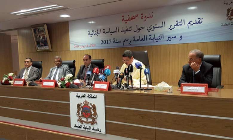 Les recommandations du ministère public pour l'amélioration  de la politique pénale