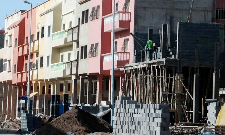 L'évolution des opérations immobilières est attribuable à la bonne tenue des crédits accordés à l'habitat de 3,4% et à l'augmentation de ceux attribués à la promotion immobilière de 3%, explique la DEPF. Ph : DR