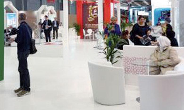 Al Omrane a participé à la 15e édition du Salon de l'immobilier marocain à Paris.