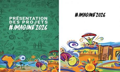 Imagine 2026 sélectionne 10 vidéos pour  la promotion du dossier marocain sur Internet