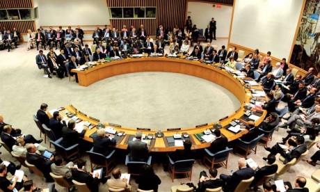 Élection de cinq nouveaux membres non permanents du Conseil de sécurité
