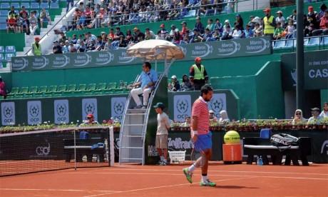 Le tennis marocain démarre en trombe