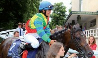 Zineb Briouil au sommet  de la hiérarchie mondiale  des apprentis jockeys