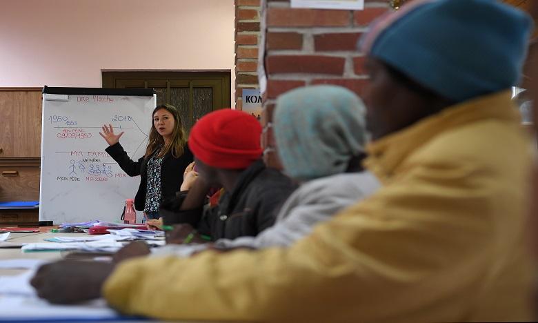 La France double à 400 heures les cours de français proposés aux étrangers