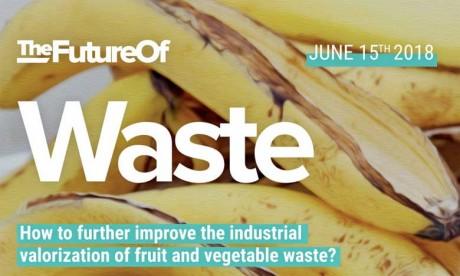 POMM'it représente le Maroc  au «TheFutureOf Waste 2018»