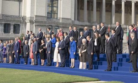 Les Chefs d'État et de gouvernement des pays de l'OTAN décident de renforcer davantage la défense et la dissuasion