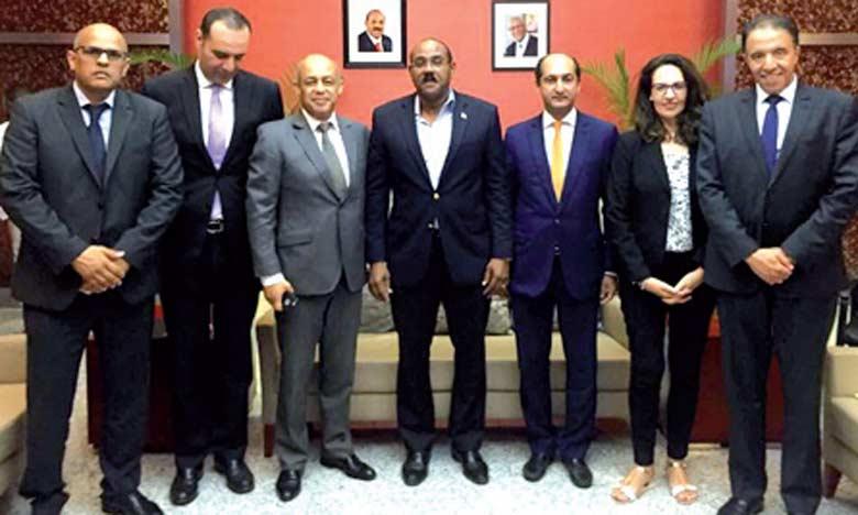 Le Royaume du Maroc déterminé à renforcer ses relations de coopération avec les pays des Caraïbes