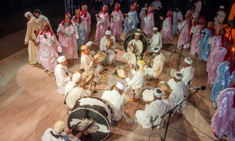 Festival national des arts d'Ahwach