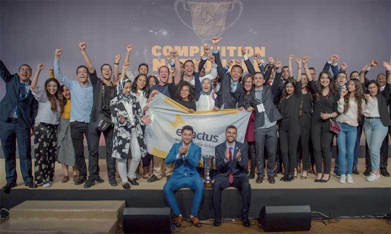 Enactus EMI remporte la compétition nationale