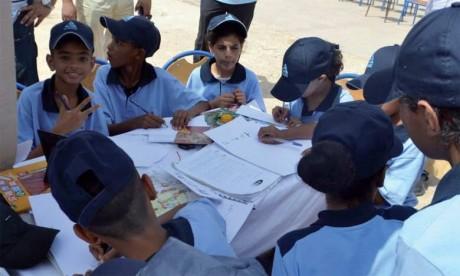 Al Omrane reconduit l'opération «colonie de vacances» pour  les enfants des bidonvilles
