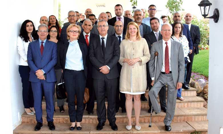 L'OCDE et le gouvernement conjuguent leurs efforts pour mieux lutter contre la corruption. Ph. Kartouch