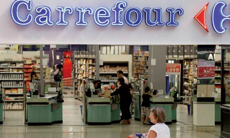Carrefour noue un partenariat avec Tesco