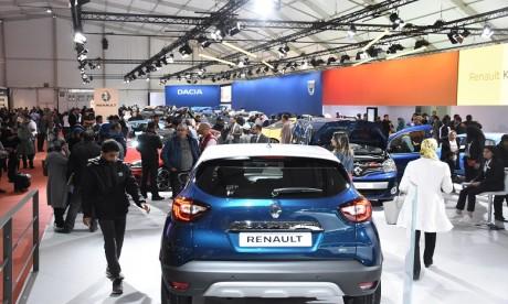 Groupe Renault : 2,1 millions de véhicules vendus