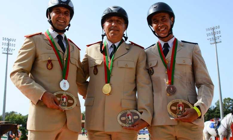 La 34e édition de la Semaine du cheval devait se clôturer dimanche à l'occasion de la remise du Grand Prix S.M. le Roi Mohammed VI du Championnat du Maroc senior de saut d'obstacles.