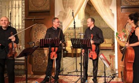 Concert des solistes de l'Orchestre  de chambre français