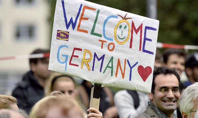 L'accord de Merkel  sur les migrants déjà critiqué