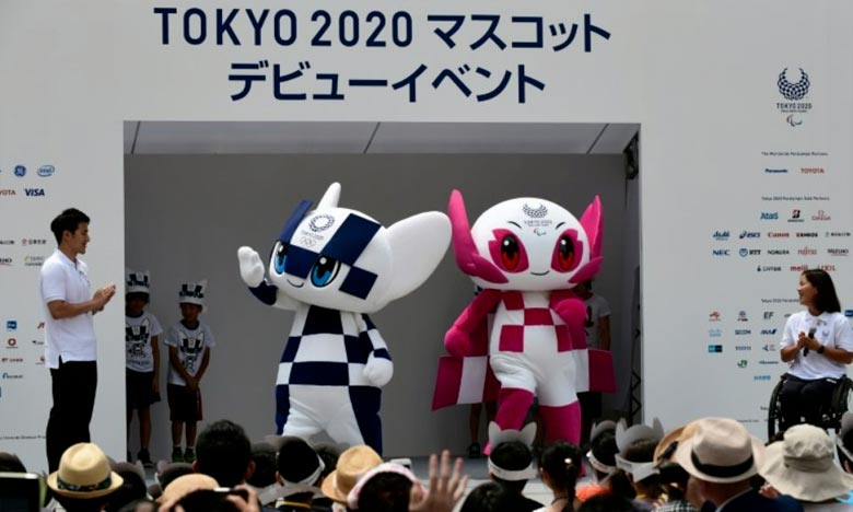 Tokyo dévoile ses mascottes futuristes