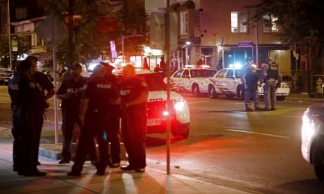 """Fusillade de Toronto : Le groupe """"Etat islamique"""" revendique l'attentat"""