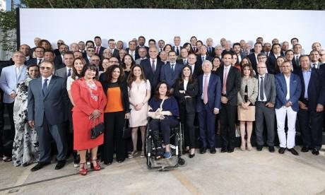 La CGEM dévoile la liste de ses vice-présidents