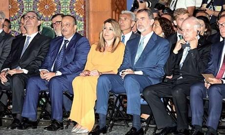 Le Roi Felipe VI d'Espagne: «Nos relations avec le Maroc  sont stratégiques grâce à notre amitié»