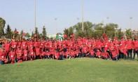 Une belle moisson de 106 médailles et une quatrième place au classement général pour le Maroc