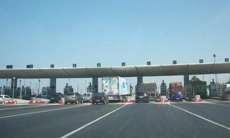 Ouverture à la circulation du nouvel échangeur Mohammedia-Centre