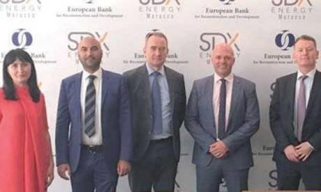 10 millions de dollars de la BERD pour SDX Energy