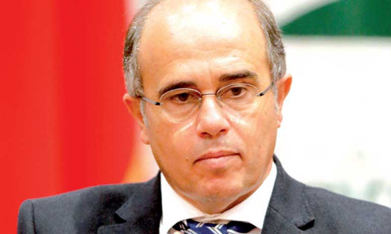 Saïd Messal, membre du directoire du Groupe Al Omrane.