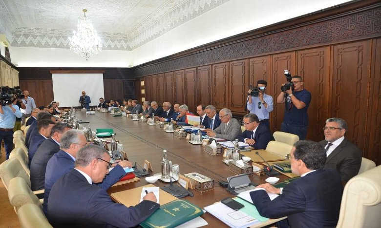 L'Exécutif adopte le décret n° 2.18.513