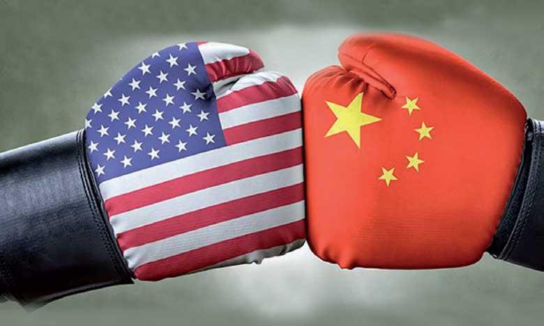 Donald Trump a laissé entendre que Washington pourrait, à terme, taxer jusqu'à 500 milliards de dollars de produits chinois, soit la quasi-totalité des importations made in China aux États-Unis.  Ph. AFP