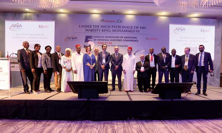 Les auditeurs internes africains à l'heure  de la digitalisation