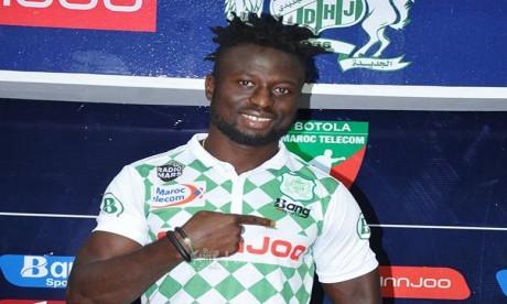 Le Nigérian Tony Okpotu rejoint le Difaâ