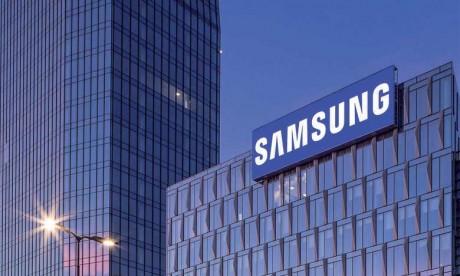 Samsung s'offre une usine géante en Inde