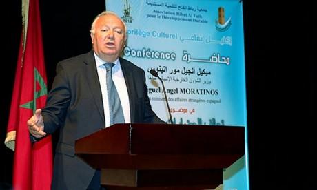 Miguel Moratinos : le Maroc, une terre de cohabitation entre les cultures et religions
