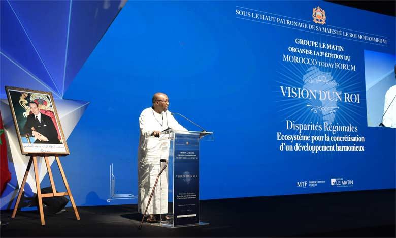 «Nous ne sommes pas aujourd'hui dans une phase de régionalisation au Sénégal, mais plutôt dans une phase de départementalisation»
