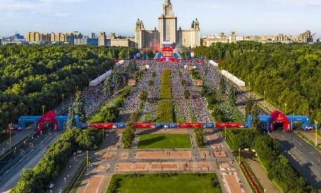 Les supporters ont rapporté plus de 1,5 milliards de dollars à la ville de Moscou