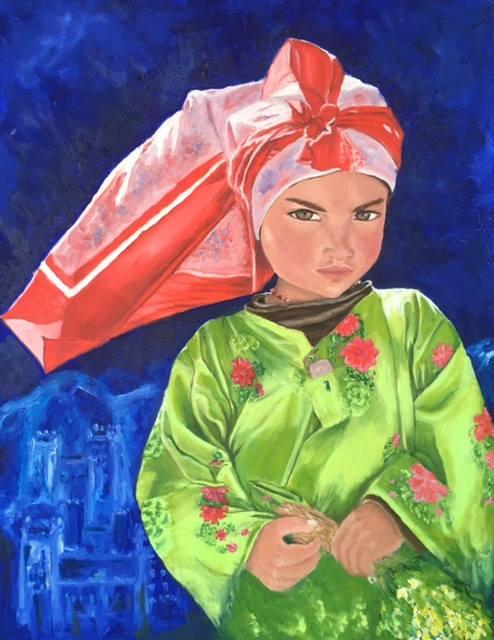 Les souvenirs coréens de l'artiste-peintre Sona Kim