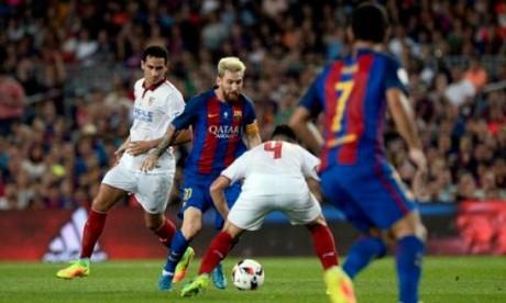 FC Barcelone et FC Séville s'affronteront à Tanger