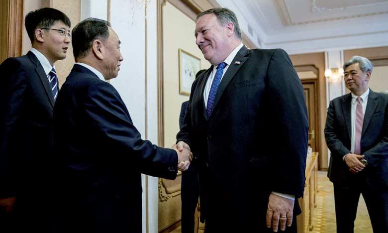 Mike Pompeo à Pyongyang pour demander des précisions sur le nucléaire